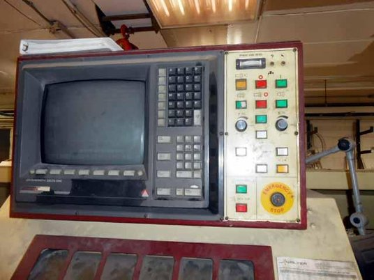 """Image 7 for Chevalier #FCL-2480, 24"""" swing x 80"""", Dynapath Delta CNC, 3-Jaw 15"""" chuck, Steady Rest, coolant, 1998"""
