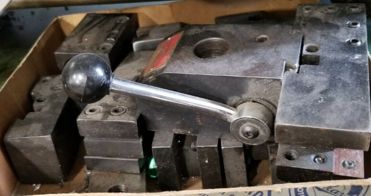 """Image 9 for 15"""" x 32"""" Harrison #L15, 10"""" chuck, 2"""" thru hole, geared head, tailstock, 230 V., 3 phase"""