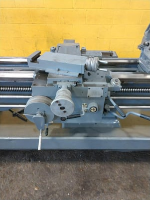 """Image 10 for 8.5"""" x 95"""" Summit, 12.5"""" chuck, 4-jaw, 2"""" bore, 25-2000 RPM, engine lathe, 2 Steady Rest, #12269"""