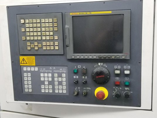 """Image 5 for Colchester Harrison Tornado #T6MS, CNC turn center, Fanuc 18iTB, 17.3"""" swing, 2.1"""" bar, 2008"""