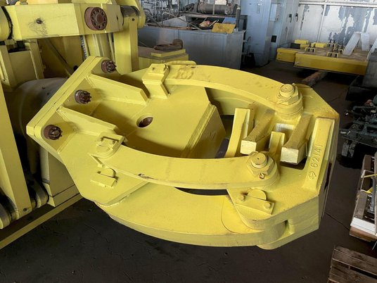"""Image 7 for 3 Ton, Herr Voss Stamco #MMR6-6, Hydraulic Forging Manipulator, 6000 Lb. x 24"""",  13""""-18"""" rectangle capacity, 135 HP, 2010"""