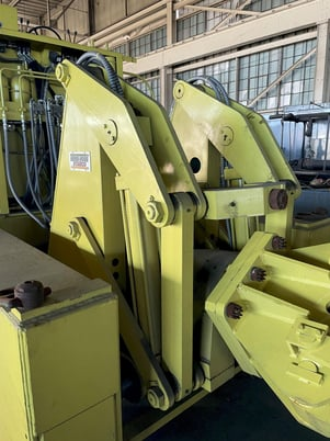 """Image 9 for 3 Ton, Herr Voss Stamco #MMR6-6, Hydraulic Forging Manipulator, 6000 Lb. x 24"""",  13""""-18"""" rectangle capacity, 135 HP, 2010"""