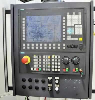 """Image 7 for Giddings & Lewis #HMC-1250, horizontal machining center, 90 automatic tool changer, 106.3"""" X, 70.9"""" Y, 68.9"""" Z, 10000 RPM, #50, Siemens 840D, thru spindle coolant, 2008"""