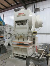 """Image for 150 Ton, Niagara #S2G-150-60-30, 8"""" stroke, 20"""" Shut Height, 60"""" x 36"""" bed, air cooled & brake, 36 SPM, 1976, #4503"""