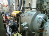 Image for 500 HP, 1500/6000 RPM, General Electric, Eddy-Current, water cooled, complete system