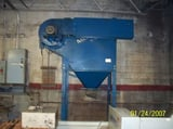 Image for Donaldson Torit #DF2-8, dust collector, 10 HP, 4 valves, pulse clean, 2002 (2 available)