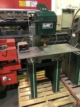 """Image for 12 Ton, RMT #12C, toggle press, 1.5"""" stroke, 8.5"""" throat, 80 psi, machine stand, foot pedal"""