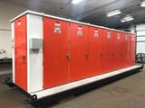 Image for Metalclad #3R, 15 KV, 600 Amp, outdoor switchgear lineups, skid mounted (1 available)