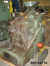 """Image for Strachan #2, 3/8"""" shank screw slotter, with vibe hopper, air cooled vari-drive"""