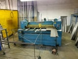 "Image for 10 gauge x 5' Betenbender, hydraulic shear, 36"" BG, 13-holddowns, 10 HP, 35 SPM, 1988"