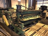 """Image for 72"""" x 18"""" gauge Welty Way, slear automatic blanking machine, uncoiler, 20000 lb."""
