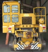 Image for Rail Car Mover, Trackmobile #4150, 4-speed, Cummins diesel 6 cyl., 4163 hours, 1998