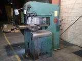 """Image for 36"""" x 12"""" DoAll #3612-H, vertical band saw, 1"""" blade, hydraulic table feed, variable speed, blade welder"""