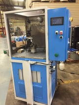 Image for Chamfermatic twin spindle gear deburrer, full enclosure, automatic door, 3-jaw univ.chucks, '00' s