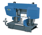 """Image for DoAll #DC-1400CNC Hercules, dual column table saw, 47"""" x 55"""", 50-262 fpm, 15 HP, new"""