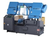 """Image for 16-1/2"""" x 16-1/2"""" DoAll #DC-420NC, production band saw, PLC, 192"""" blade, 52-275 FPM, new"""