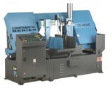 """Image for 18"""" x 20"""" DoAll #DC-460NC, production band saw, PLC, 209"""" x1.5"""" blade, 52-275 FPM, new"""