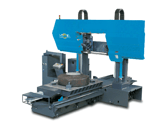 """Image for DoAll #DC-850CNC Hercules, dual column table saw, 33.5"""" x40"""" rectangle, 33.5"""" round, new"""