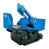 """Image for 11.7"""" x 12.5"""" DoAll #S-320CNC, Structurall automatic CNC swivel bandsaw, chip conveyor, new"""
