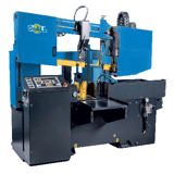"""Image for 16"""" x 16"""" DoAll #TDC-400CNC, tube bandsaw, Saw-Micro Saw Control, overfeed protection, new"""