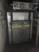 """Image for 32"""" width x 43"""" H x 30"""" D Lydon Brothers #1330-2-T2, 350°F, 7 KW, electric oven chamber, #10514"""
