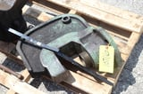 """Image for Whitney, 4.5"""" throat, flange punch casting, #10716"""