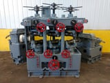 "Image for 3"" Bronx, 9"" L x 5"" W rolls, 6 rolls, 10 HP gearboxes, tube & pipe straightener, #10621"