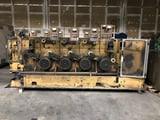 Image for Macbee, 4 block wire drawing machine, Siemens Simoreg DC drives, oil cooled die boxes