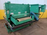 "Image for AEM #CS360, 48"" dia., 36"" W x 72"" L conveyor, single head multi-directional deburring, variable speed, #11089"