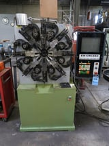 Image for E.N. Electrical Machinery #CNC-502, spring forming machine, 220 V., 1995, #10773 (2 available)