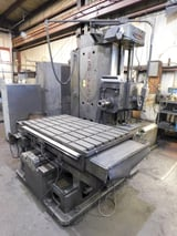 "Image for 3.5"" Shibaura Toshiba #BFT-3, table type horizontal boring mill, 35"" x59"" table, Newall digital read out, #11278"