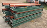 """Image for 14.75"""" wide x 10' long, Roach, powered roller conveyor, #11351"""
