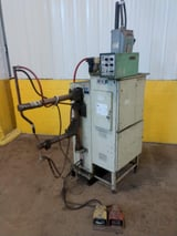 "Image for 30 KVA Peer #AR430, 20"" throat, 230 V., rocker arm spot welder, foot pedal, #11429"