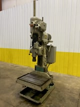 "Image for 24"" Giddings & Lewis Bickford #25A-64346, single spindle, vertical drill, 30"" x20"" adj. table, 98-1500 RPM, #11435"