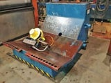"""Image for 40000 lb. Braner, 60"""" W coil, 72"""" OD, self-contained hydraulic, cable reel, narrow coil retainers"""
