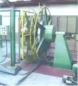 Image for OTO #552, Tube Mill, automatic coil end joiner, vertical floop accumulator, 3 turkstands, 70mm shafts, (3) 100 HP motors