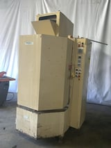 """Image for Proceco #PC42X42-E-1000-PBO, 42"""" dia. wash chamber, rotary parts washer, 2008, #11387"""