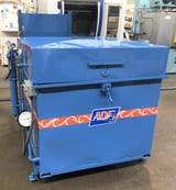 """Image for ADF #800-42, 700 psi, top-loading rotary parts washer, 2-stages, 10"""" x1"""" shafts, 1996"""