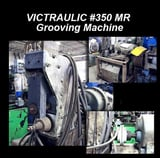 Image for Victraulic #350MR, grooving machine, 20000 lb. @ 2000 psi