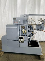 """Image for 1/8"""" - 2"""" Modern #2E, cut-off machine, rear slides, coolant system, 3 HP, 800 RPM"""