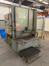 Image for Proceco #HD42X48E, 2500-BO-FH Electric Parts Washer, motorized table rotation, 2001