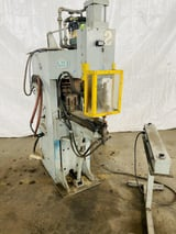 "Image for 75 KVA Peer #P-50, Spot Welder with Unitrol Solution control, 24"" throat"