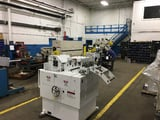 """Image for 12"""" x .156"""" Coe Press Equipment servo roll feed straightener combination, cabinet base mounted"""