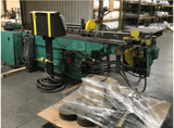 """Image for 1-3/4"""" Pines #1, tube & pipe bender with NC control, 1000 psi, 5 HP"""