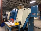 """Image for Daewoo Doosan #Puma-15, CNC lathe, Fanuc 16T, 31"""" swing, 21"""" chuck, 5.2"""" spindle bore, 27"""" turning diameter, tailstock, chip conveyor, 2000 RPM, 1993-1996 (2 available)"""
