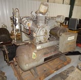 Image for Ingersoll-Rand #3000E25, 2-Stage, piston type air compressor, 25 HP, 1996