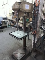 "Image for 15"" Walker Turner, drill press, good condition"