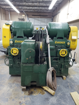 """Image for Gardner #2H30-30, horizontal opposed double disc grinder, rotary feed, 30"""" dia wheels, hydraulic dresser"""