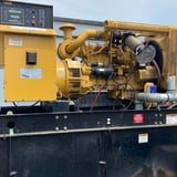 Image for 250 KW Caterpillar #3306, diesel generator, open skid, 1 & 3 phase, 480 Volts, 444 hours, 1998