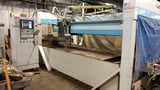 Image for Jet Edge #48HR, 50 HP, 150k psi, dual head, 4' x 8' table, waterjet cutting system, ANCS-R2 software, 2001